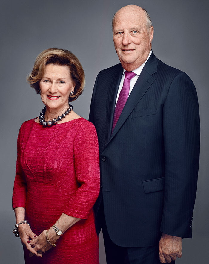 The Norwegian Royal Couple