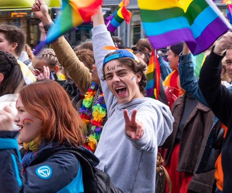 Trondheim Pride Parade