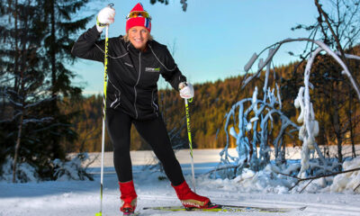 Norwegian skier Vibeke Skofterud