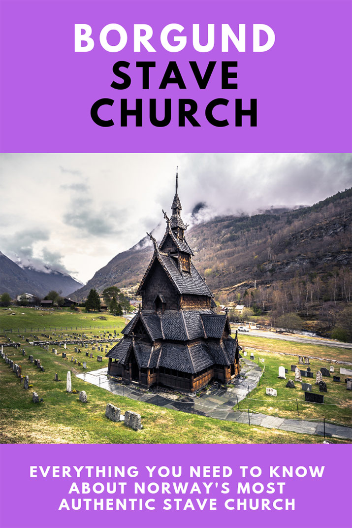 Borgund Stave Church: Everything you need to know about Norway's most visited and most authentic stave church in the heart of the country.
