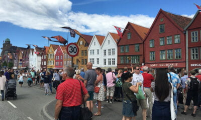 Festivals and events in Bergen, Norway