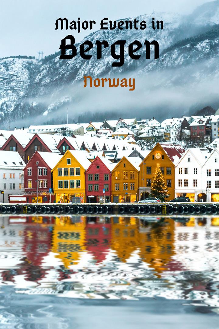 Major Events in Bergen, Norway