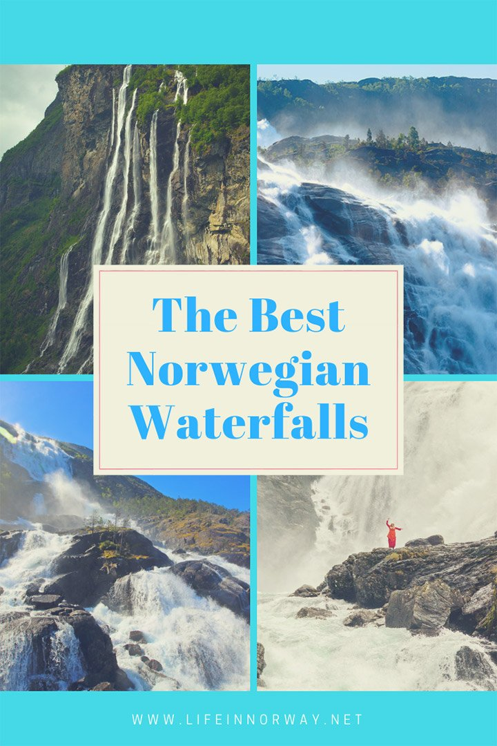 The Best Waterfalls in Norway: They say Norway is powered by nature, and it's not hard to see why.
