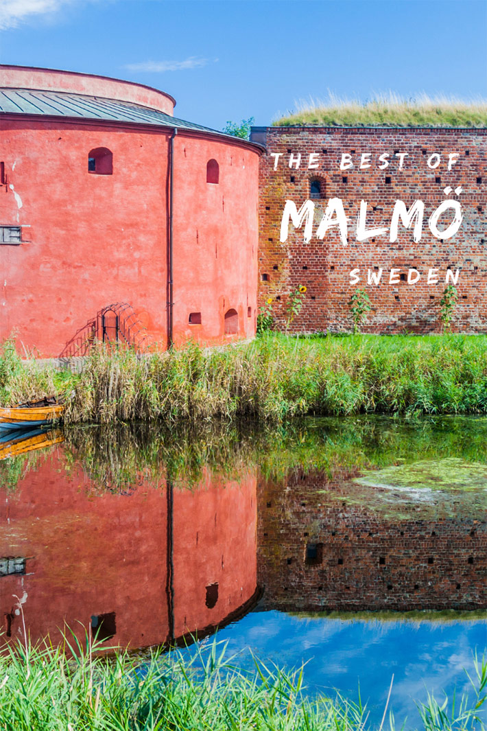 The Best of Malmö, Sweden: Travel guide to Sweden's third biggest city that's easy to reach from Copenhagen and Denmark.