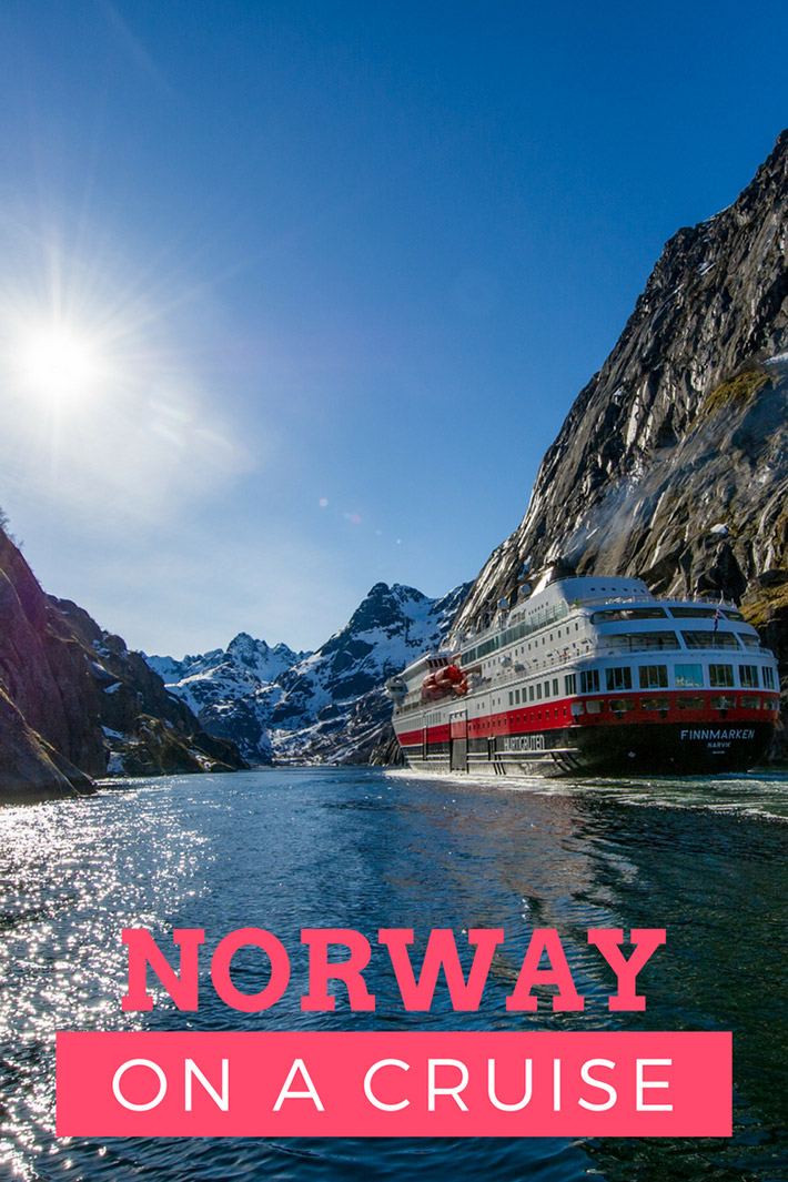 Cruising Norway: The best way to see the Norwegian coastline on a cruise ship