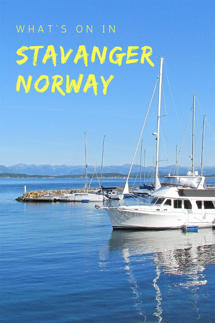 What's on in Stavanger, Norway
