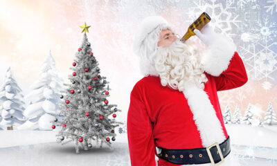 Christmas beer is very popular in Norway