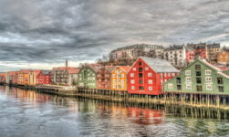 Short-term rental property in Norway