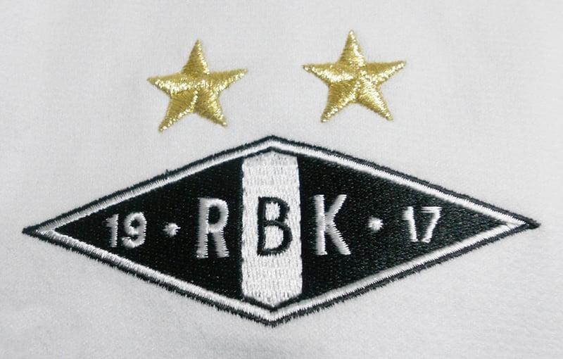 Rosenborg club badge