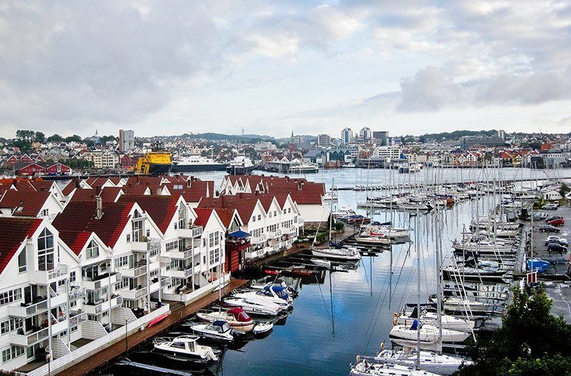 Stavanger city centre events