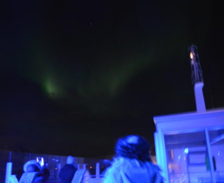 Hunting the aurora borealis in Norway aboard the Hurtigruten