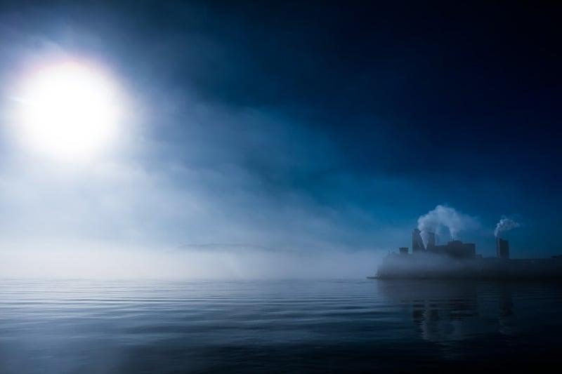 Big industries in Norway often involve the ocean