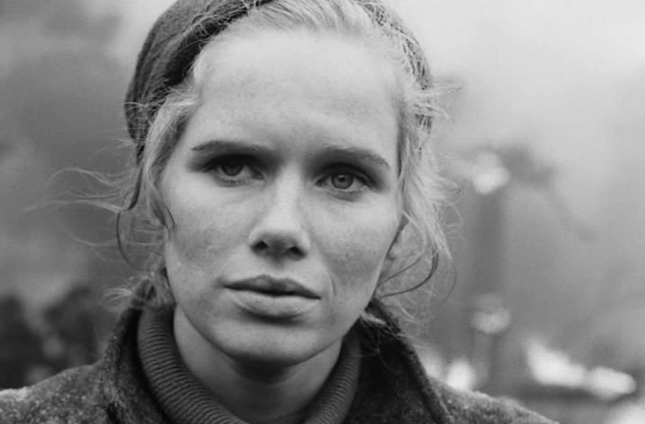 Archive photo of Norwegian actress Liv Ullmann