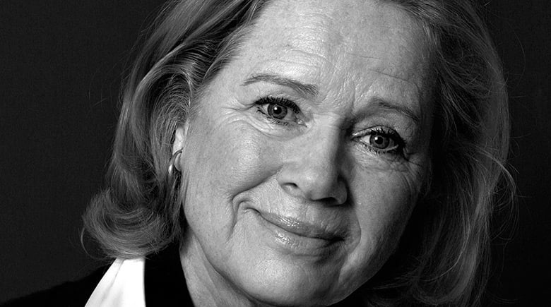 Liv Ullmann is a Norwegian Oscar nominee