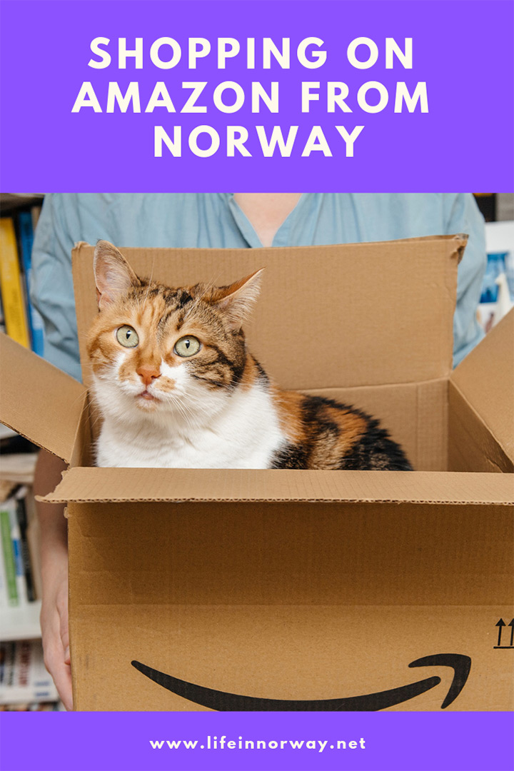 How to shop on Amazon from Norway