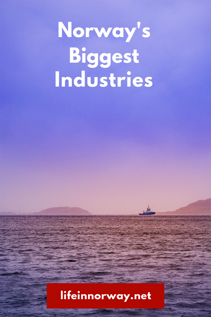 Norway's biggest industries: A look inside the Norwegian economy