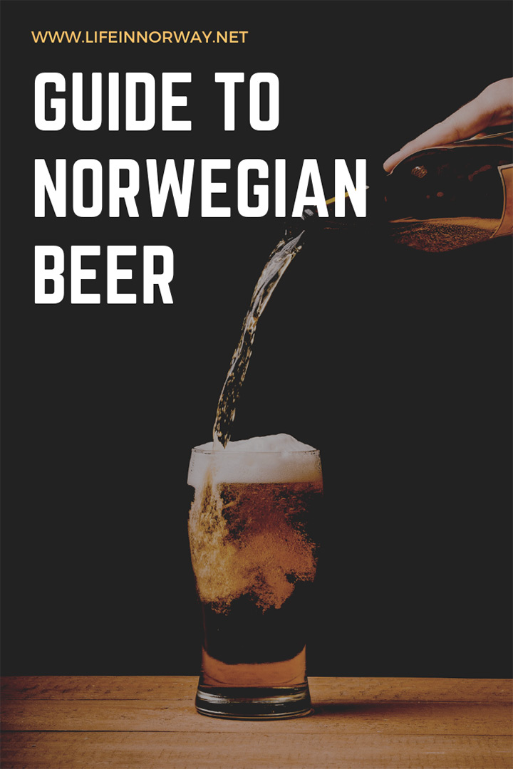 Guide to Norwegian beer: From the popular pilsners of Ringnes and Hansa to the craft beer trend sweeping Norway.