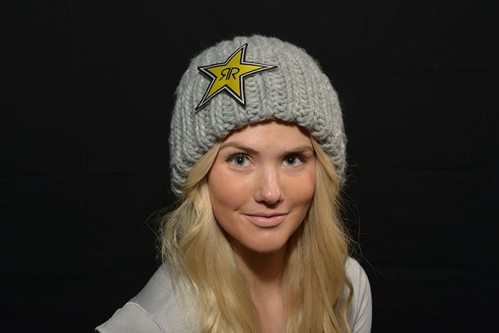 Norwegian Silje Norendal at the X-Games
