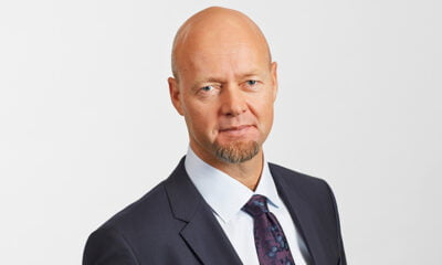 Yngve Slyngstad CEO of Norges Bank Investment Management