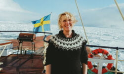 Interview with Anna Lena Ekeblad from Barents Expeditions