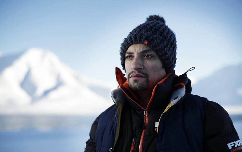 Ben Vidmar grows food on Svalbard