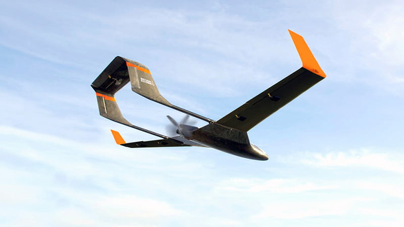 Norwegian drone technology