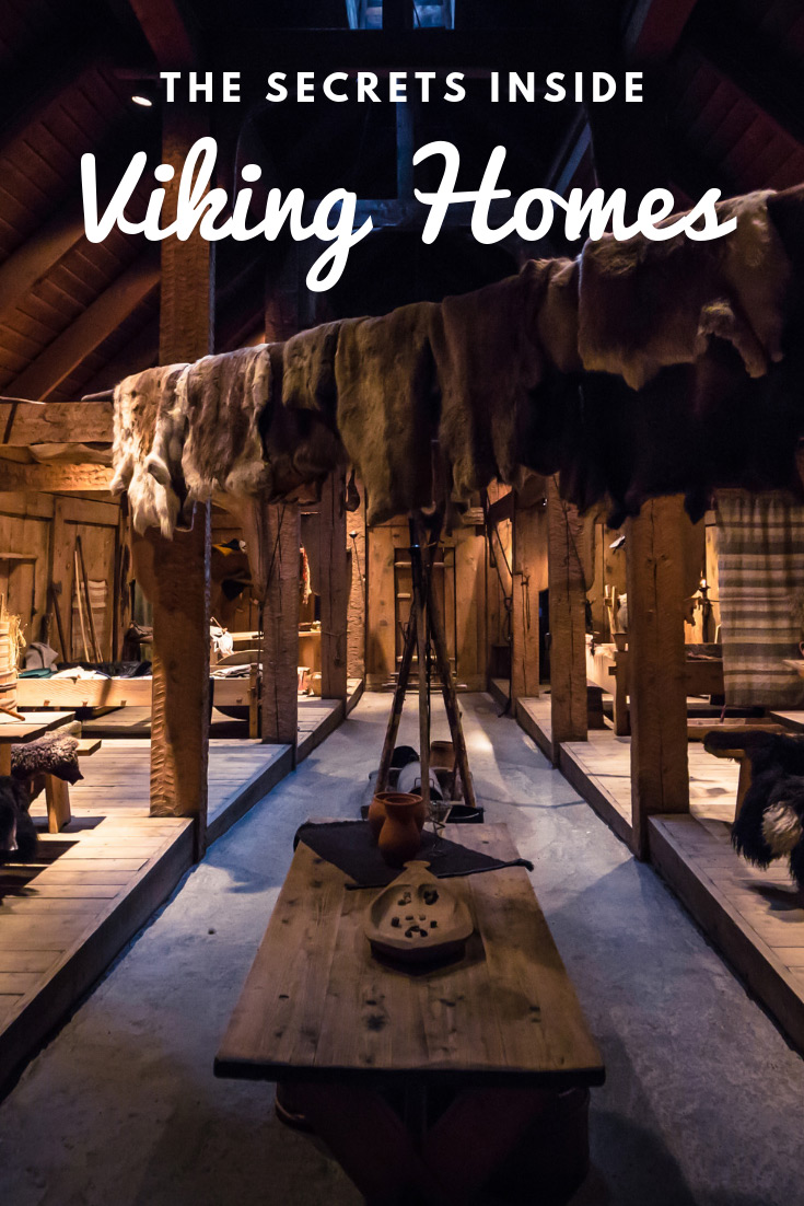 Inside Viking homes