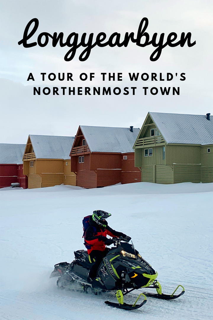A tour of Longyearbyen, the world's northernmost town in Svalbard, Norway