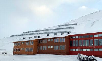 Residential Housing in Longyearbyen, Svalbard