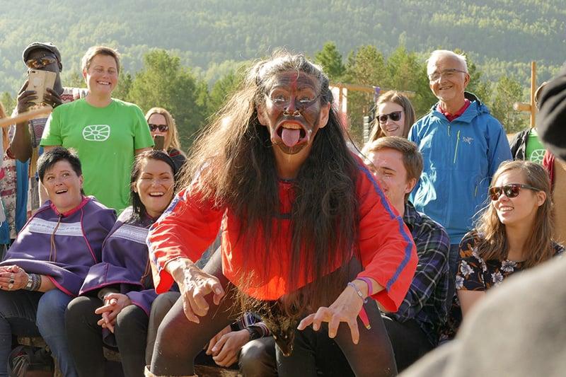 Riddu Riddu indigenous culture festival