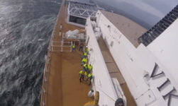 Viking Sky cruise ship rescue operation