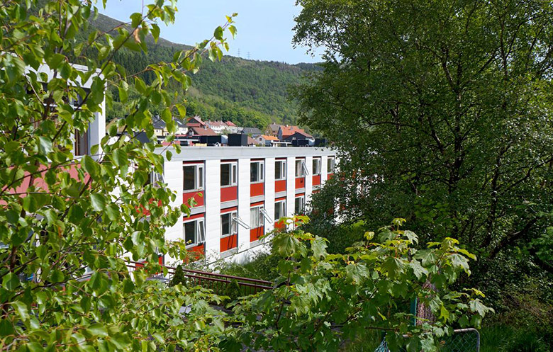 HI Bergen Hostel Montana in Norway