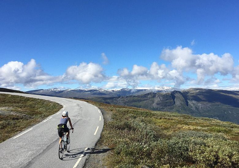 Cycling the Sognefjord for World at Play