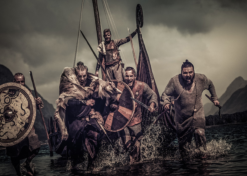 Famous Vikings from history