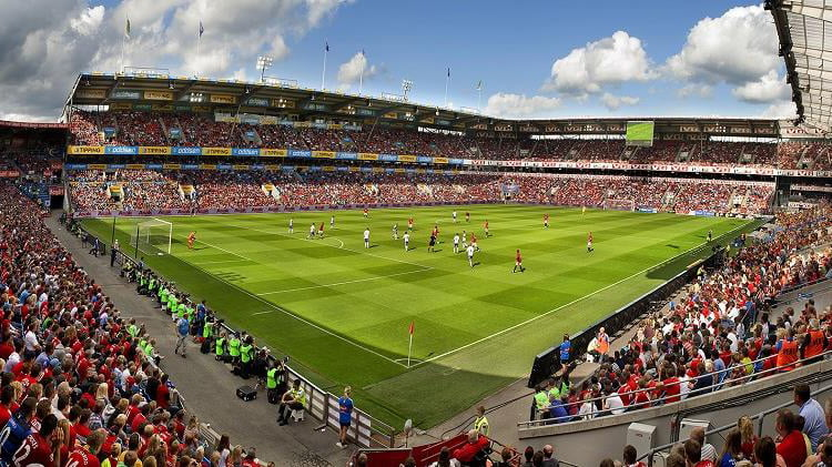 Ullevaal Stadium, National Stadium of Norway