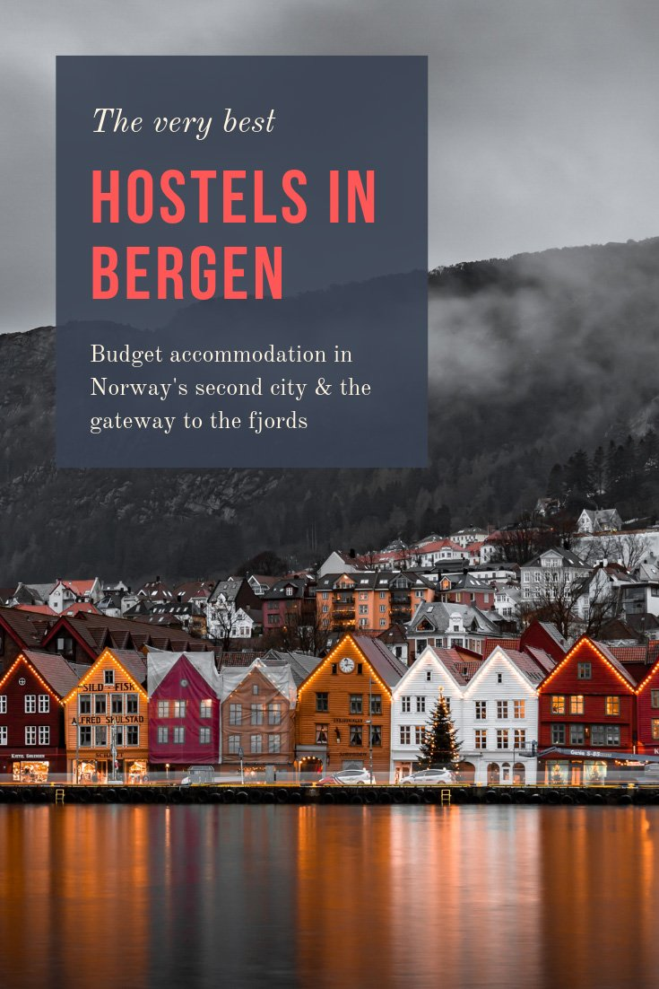 The Best Hostels in Bergen, Norway: How to save money in Norway's second city
