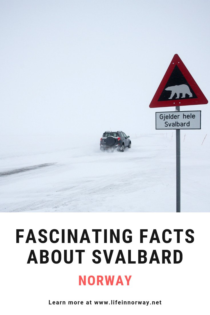 Fascinating Facts About Svalbard, Norway's Arctic Archipelago