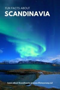 Scandinavia Facts Pin