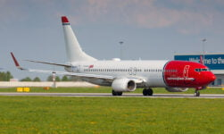 Norwegian Boeing Aircraft