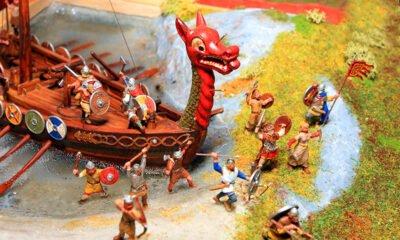 Fun viking festivals in Scandinavia