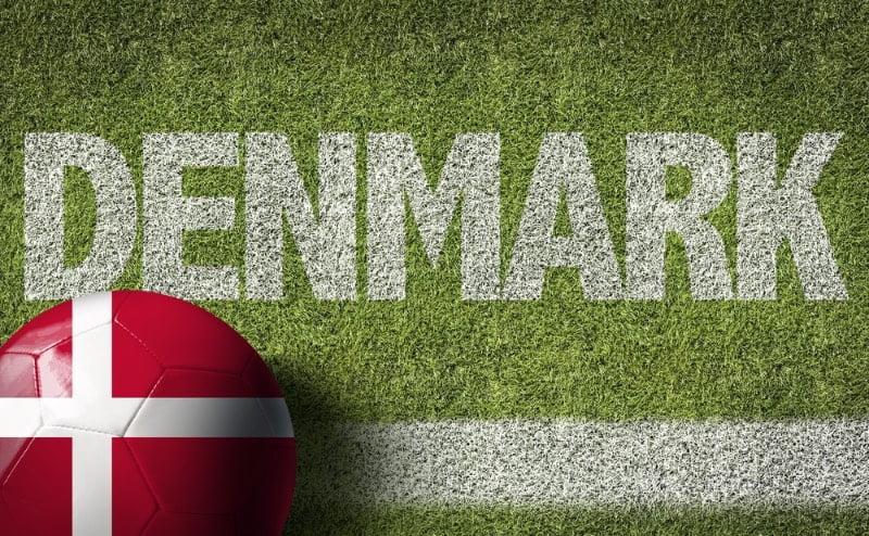 Denmark facts logo