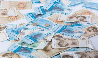 Norwegian krone tax rebate