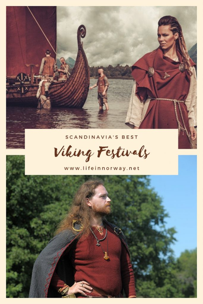 Scandinavia Viking Festivals