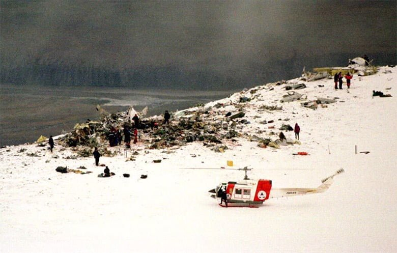 Svalbard plane crash