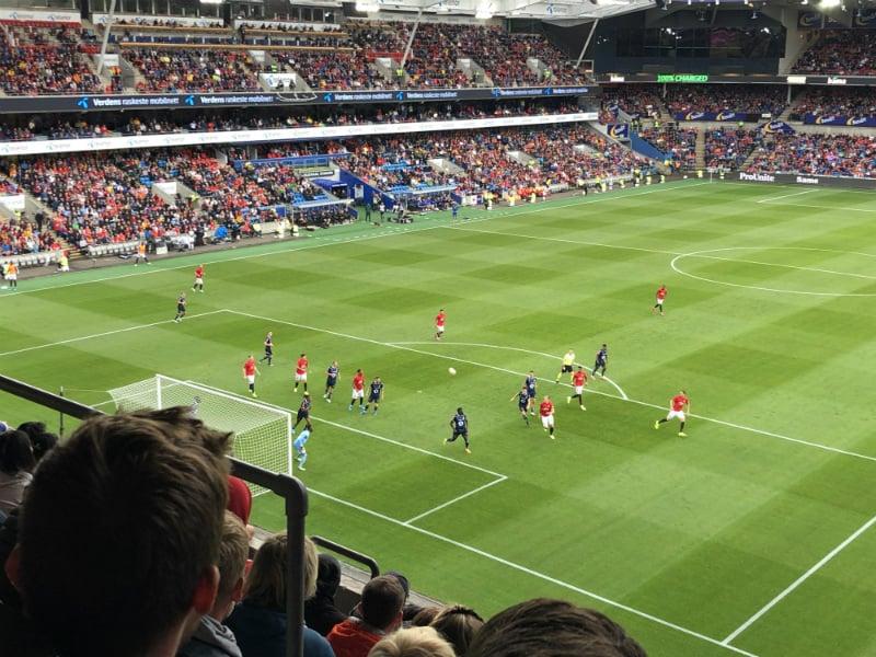 Man Utd v Kristiansund