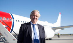 Bjørn Kjos Norwegian CEO