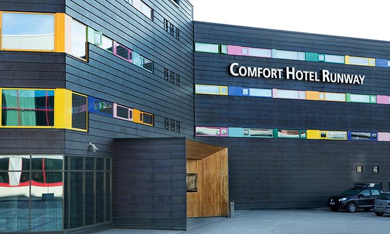 Comfort Hotel Runway near Oslo Airport