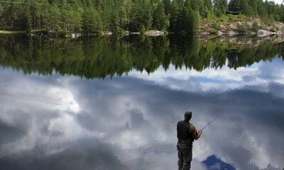 Fisherman in Norway