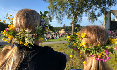 Midsummer celebrations in Norway