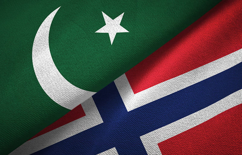 From Pakistan to Norway